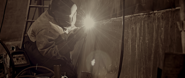Welding Back in the Day