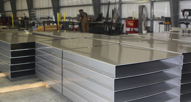 Commercial Metal Fabrication Vancouver, WA